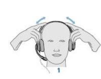 SupraPlus Wideband how to adjust the headband image