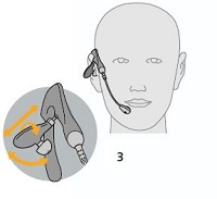 Tristar how to adjust your earpiece image 3