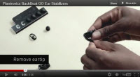 Thumbnail image of the BackBeat GO stabilizer video