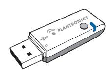 Image of the BUA-200 Bluetooth USB adapter