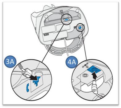 Image detail of the SupraPlus installation